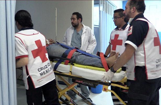 Publican lista de heridos en Tultepec