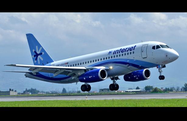 Apoya SCT a Interjet para mitigar afectaciones a pasajeros