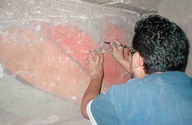 Visión de indígenas en arte rupestre: Investigador UNAM