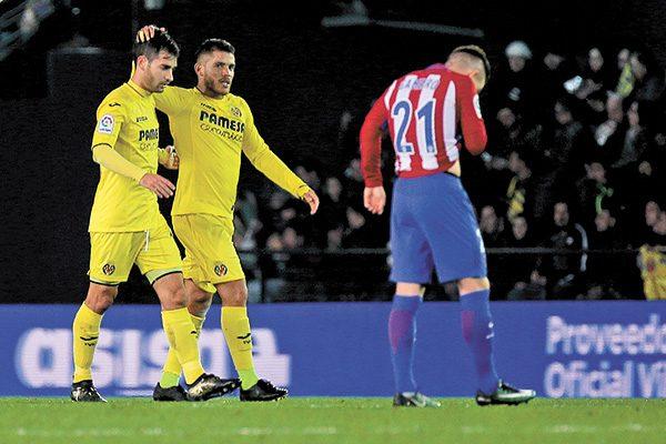Colabora Jonathan en goleada del Villarreal
