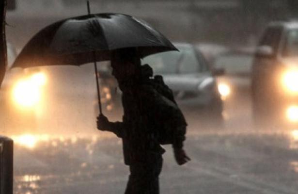 Lluvias afectarán esta noche 10 estados del país, alerta Meteorológico