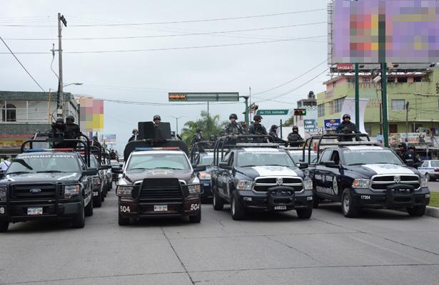 Preparan Operativo de Seguridad en Cd. Madero