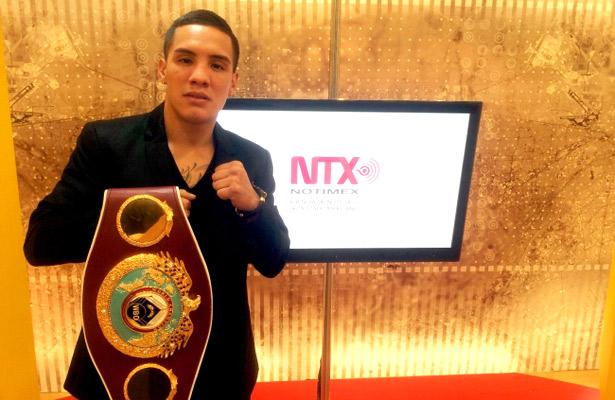 Óscar Valdez, el mejor boxeador mexicano