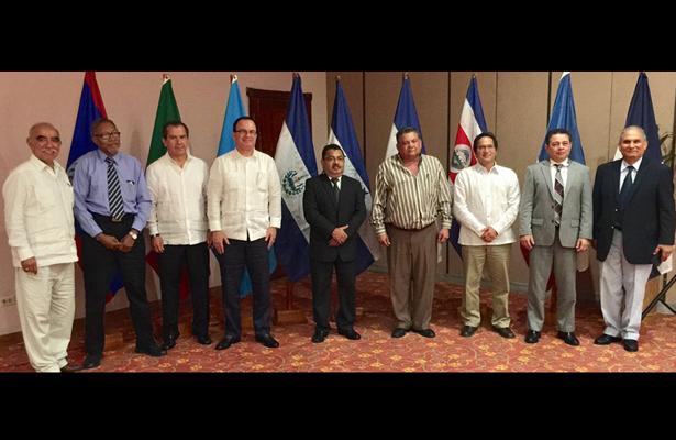 Participa México con Centroamérica para contrarrestar la presencia de plagas