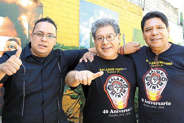 La travesía musical de Salario Mínimo cumple 40 años y el festejo es grande