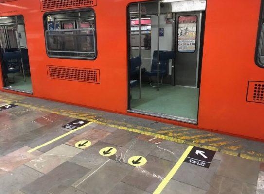 El proyecto instalado en estación Balderas es de primer mundo