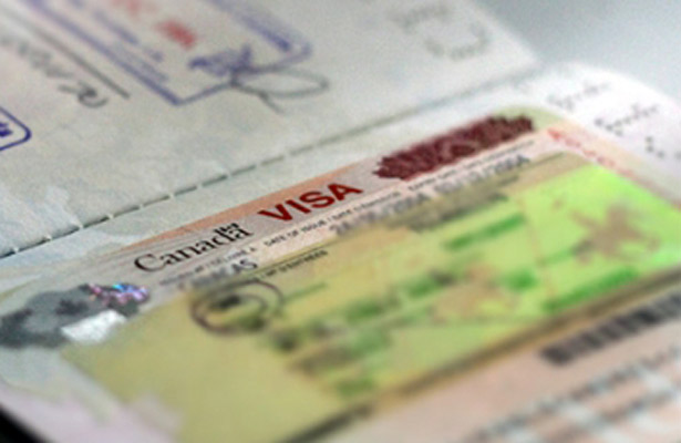 Se suspende la visa canadiense
