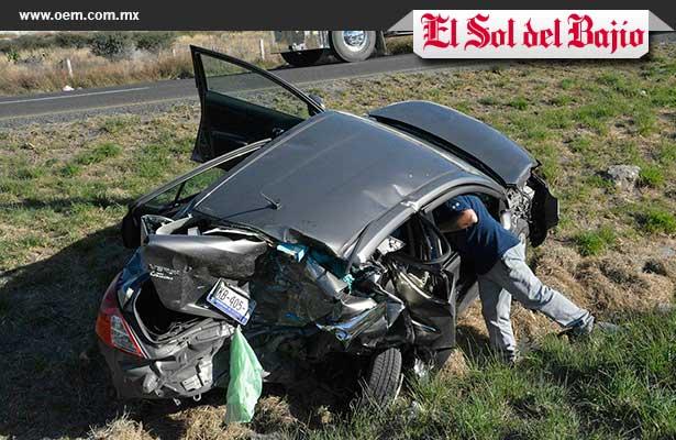 Accidentes es la quinta causa de muerte en Guanajuato