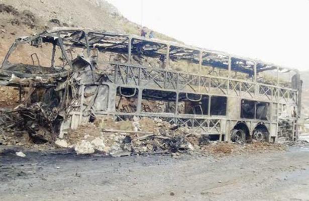 El mundo en mayo de 2016, mueren 73 en Afganistán tras incendiarse dos autobuses