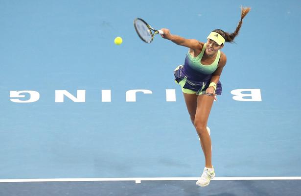 Tenista serbia Ana Ivanovic se retira a los 29 años de edad