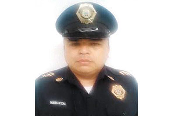 Infarto le cortó la existencia a mando policial del sector Arenal de la V. Carranza