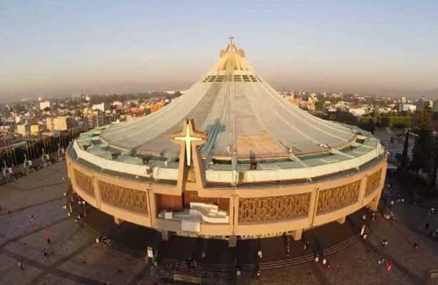 La Basílica de Guadalupe, el santuario más visitado del mundo