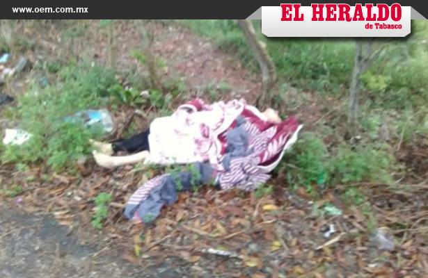 En dos días hallan asesinadas a 2 mujeres, en Tabasco