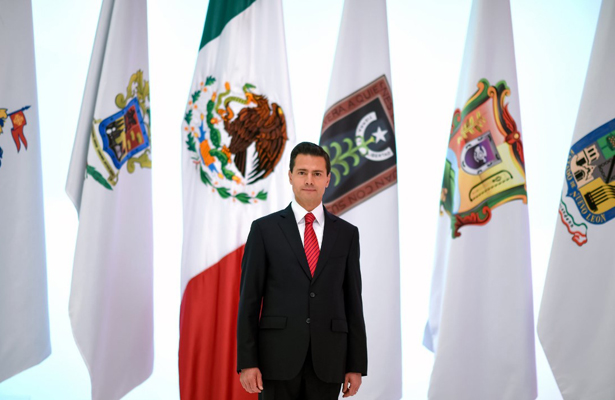 Envía Peña Nieto mensaje de unidad