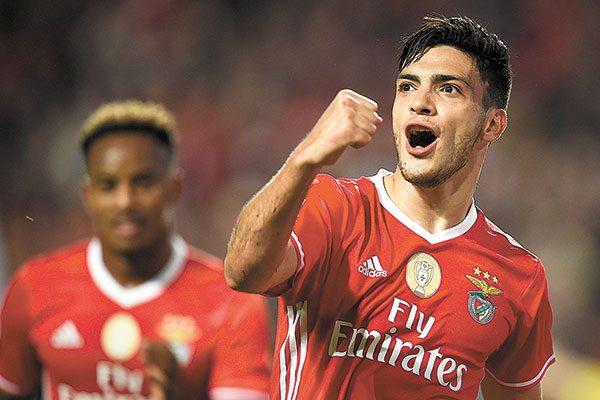 Benfica avanza como segundo