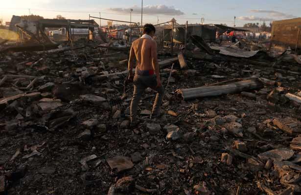 Muere otra persona por explosión en Tultepec; ya son 36
