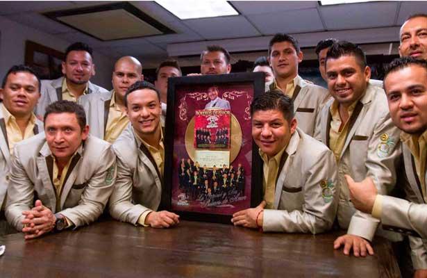 La Original Banda El Limón dará su primer Auditorio
