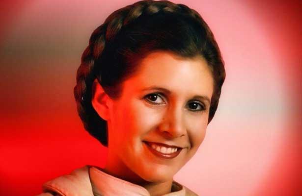 La NASA despide a la princesa Leia en redes sociales