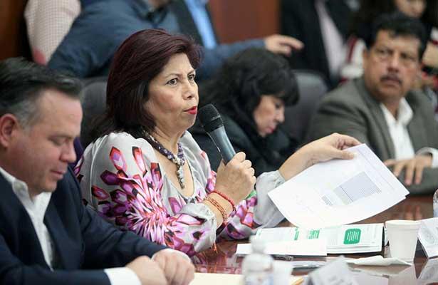 Hay que responsabilizarse de hijos menores infractores: Lucila Nava
