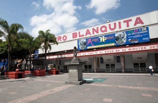 Teatro Blanquita, declarado patrimonio cultural urbano de la CDMX