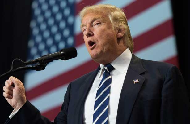 """La ONU es un club para hablar y """"pasárselo bien"""": Trump"""