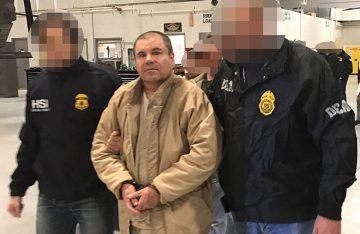 """""""El Chapo"""" Guzmán se declara """"no culpable"""""""