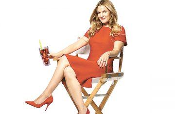 "Drew Barrymore resucita convertida en zombi en la serie ""Santa Clarita Diet"""