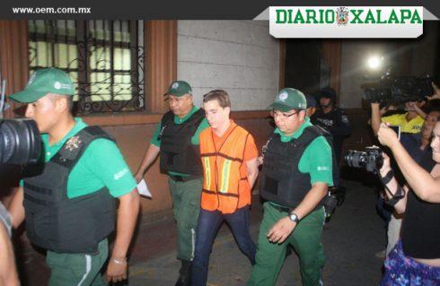 """El """"Porky"""" Diego rindió su declaración ante el juez"""