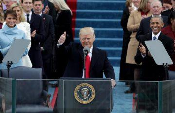 Devolveremos la grandeza a EU: Donald Trump
