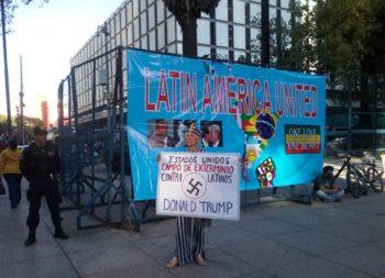 Hoy Cierran Embajada de Eu en México por protestas