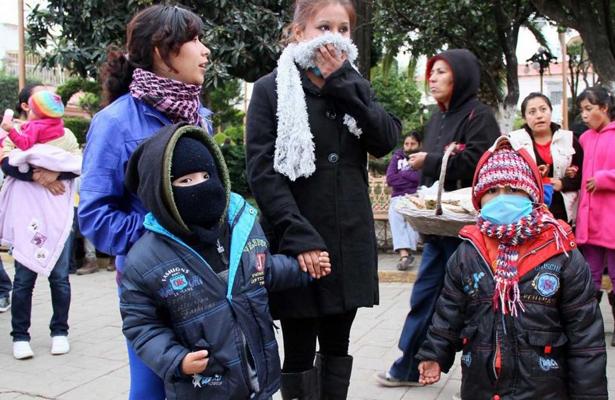 Continarán las bajas temperaturas en la capital del país