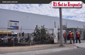 Planta Ford Irapuato, casi lista para su inauguración