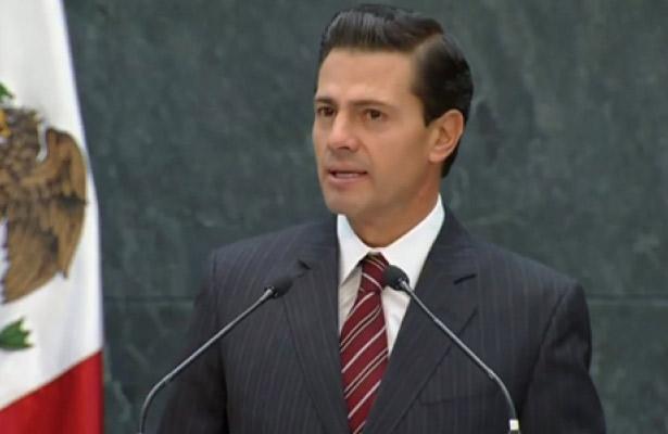 Sólido Sistema de Protección Civil en México: Peña Nieto