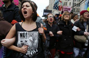 Aumenta a 217 los detenidos por protestas contra Trump, en EU