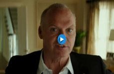 "Michael Keaton presenta la cinta ""The Founder"""