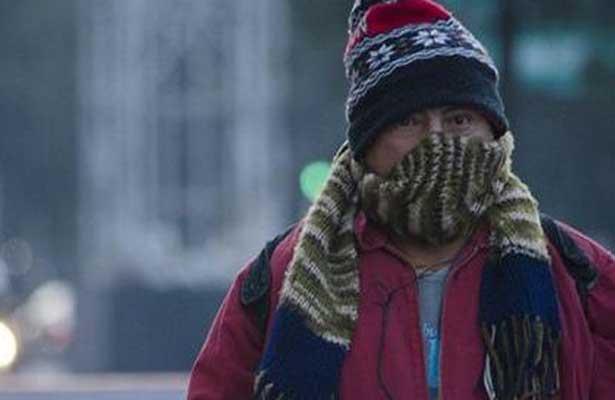 Predominará clima frío en el Valle de México
