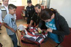 Reactivan en Monterrey el Operativo Mochila