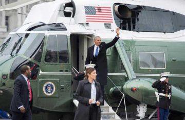 Obama deja la presidencia satisfecho con su legado