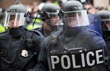 La violencia y protestas invanden calles de Washington
