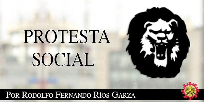 La protesta social en la CDMX, un derecho humano garantizado