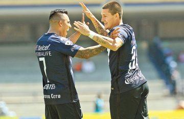 Le retribuyen diana a Nicolás Castillo