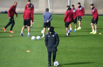 El Sevilla buscará ganarle al Leicester