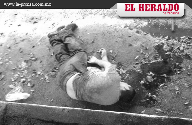 Muere ministerial durante balacera en Tabasco