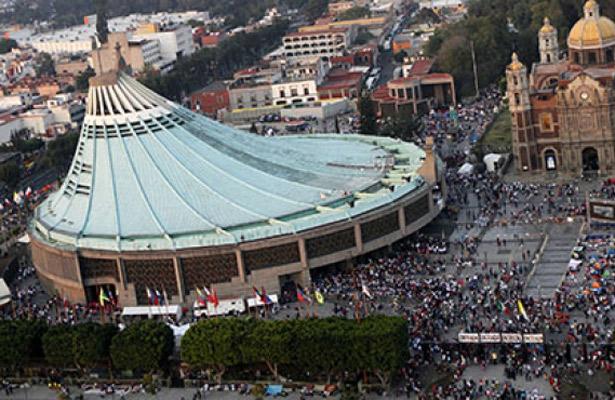 Peregrinos de Toluca arriban a la Basílica