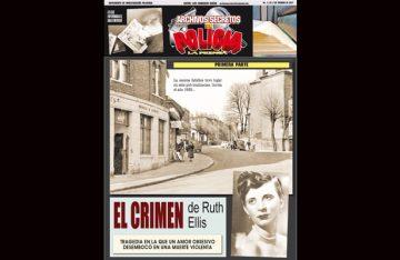 EL CRIMEN DE RUTH ELLIS