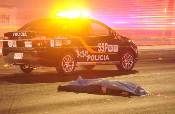 Pierde la vida al ser atropellado en Juventino Rosas