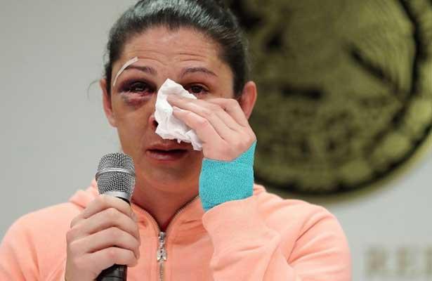 Dejan en libertad al agresor de Ana Guevara