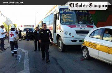 Carambola deja más de 20 heridos