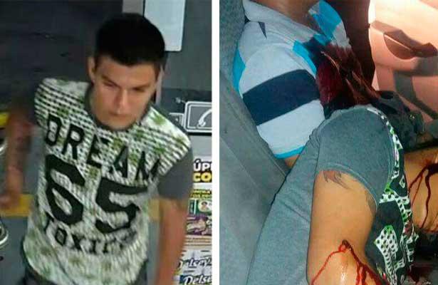 "Se quisieron despachar al ""Chuky"" conocido asaltante de supers en Oaxaca"