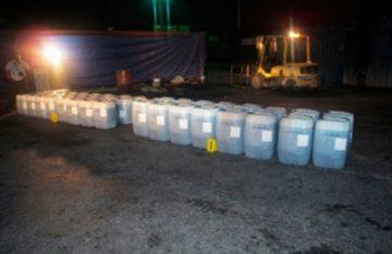 Aseguran 120 mil litros de hidrocarburos en Puebla, Hidalgo y Sinaloa